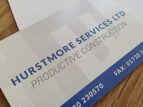 Portfolio archives ransome design logo design business cards letter head and compliment slips for hurstmore petersfield reheart Choice Image
